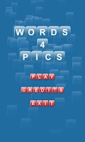 Screenshot of 1 Word 4 Pics