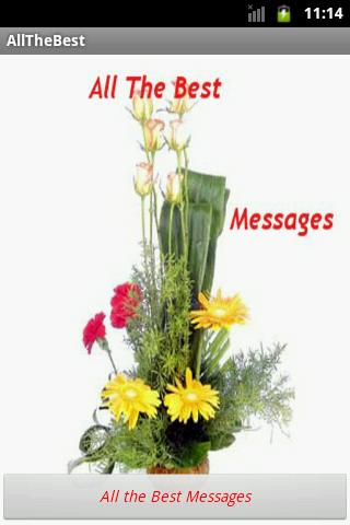 All The Best Messages