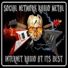Social Network Radio Metal icon