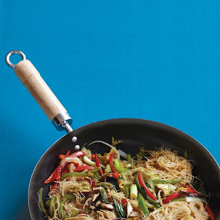 Singapore-Style Rice Noodles