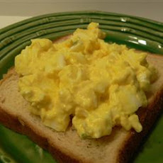 Tangy Egg Salad Spread