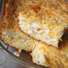 Ham and Cheese Bars