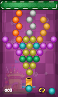 Screenshot of Candy Bubbles
