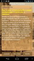 Screenshot of Proverbs of Naples Key