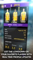 Screenshot of Los Angeles Lakers