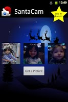 Screenshot of Santa Cam Free