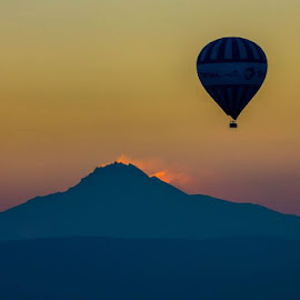 Baloon sunrise by Cristian Barleanu - Transportation Other (  )