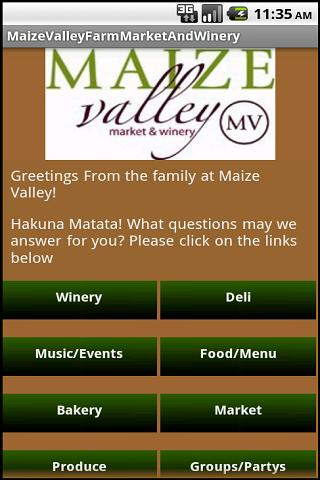 Maize Valley Farm Market and W