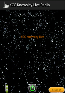 KCC Knowsley Live Radio - screenshot
