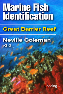 Fish id great barrier reef android for Fish identification apps