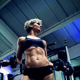 by Dorota Aleksandra Nowak - Sports & Fitness Fitness
