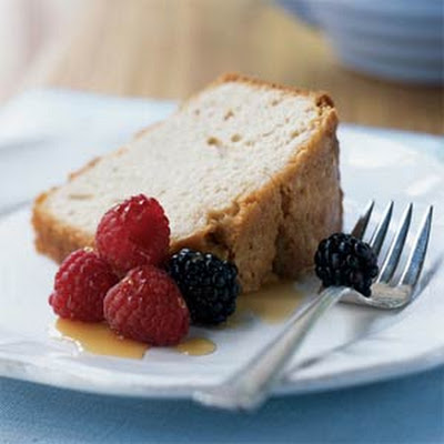 Black Currant Pound Cake