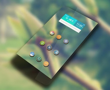 Shadow Themes -Icon Pack- screenshot thumbnail
