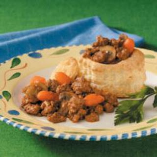Pastry Shell Ground Beef Recipes