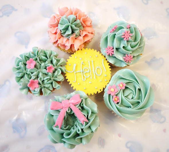 Beginner's Cupcake Decorating by Craft Cakes - Edible ...