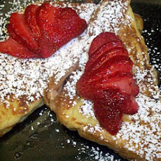 Charmie's Strawberry Stuffed French Toast