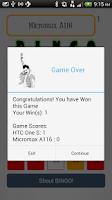 Screenshot of Desi Bingo - MultiPlayer Game