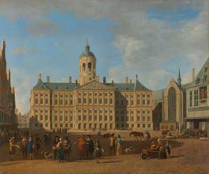 RIJKS: Gerrit Adriaensz. Berckheyde: painting 1693