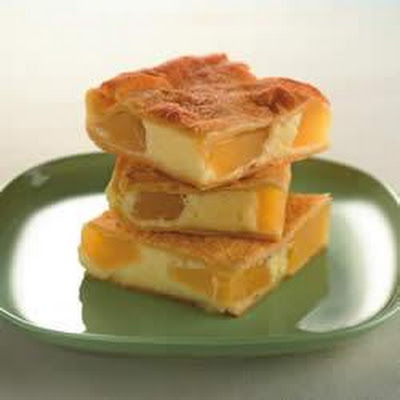 Easy Apple Cheese Danish
