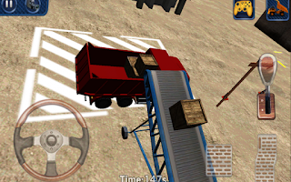 Screenshot of Heavy Truck 3D Cargo Delivery