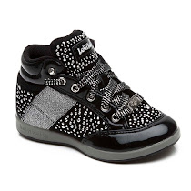 Lelli Kelly Stud California High Top TRAINER