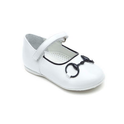 Gucci Velcro Bar Shoe TODDLER GIRL