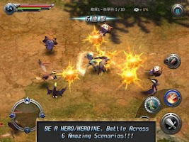 Screenshot of M2: War of Myth Mech