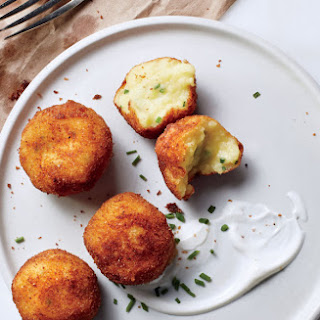 Mashed Potato Croquettes