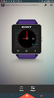 Screenshot of Speedo Clock1 for SmartWatch 2