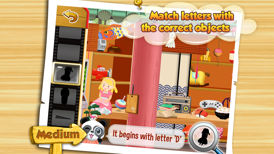 I Spy With Lola: Fun Word Game Screenshot 7
