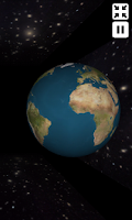 Screenshot of 3D Solar System