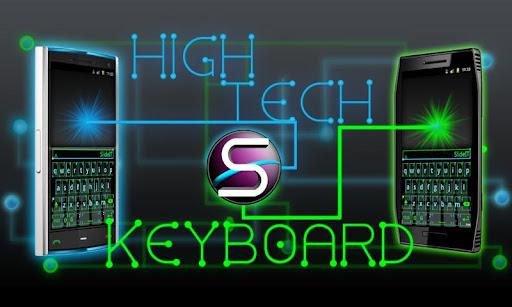 SlideIT High-Tech Skin