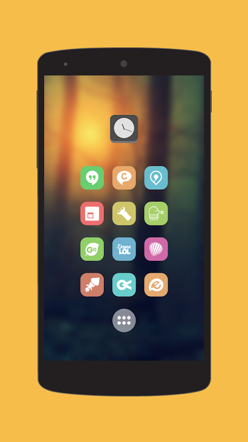 Veronica - Icon Pack Screenshot 1