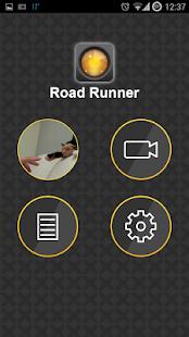 RoadRunner Dashcam APK for Bluestacks