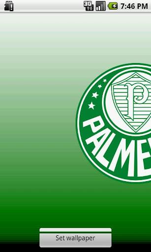 Palmeiras Live Wallpaper