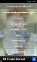 Screenshot of Stressman Soundboard