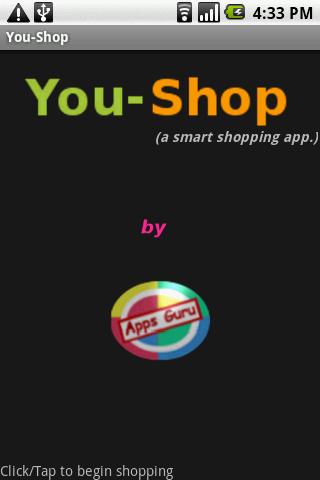 You-Shop: Smartest way to shop