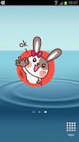 Screenshot of Mr Rabbit Animation for SayHi