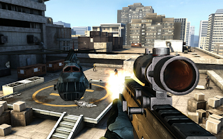 Screenshot of Modern Combat 3: Fallen Nation