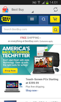 Screenshot of uShop: USA