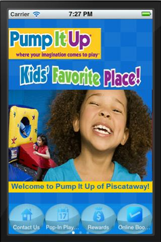 Pump It Up Piscataway NJ