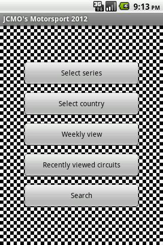 JCMO's Motorsport 2012