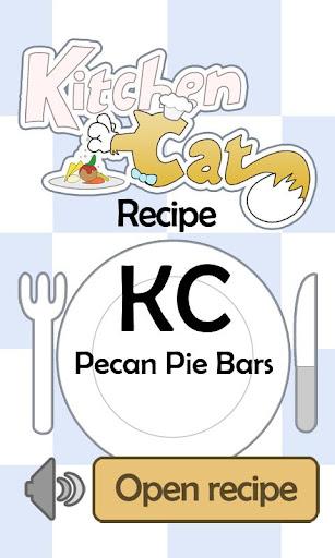 KC Pecan Pie Bars