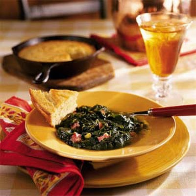 Simple Turnip Greens