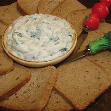 Pumpernickel Spinach Dip II