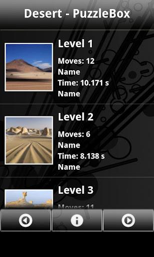 Desert - PuzzleBox