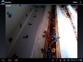 Screenshot of ArutCam