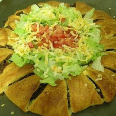 Taco Ring (From Pampered Chef)
