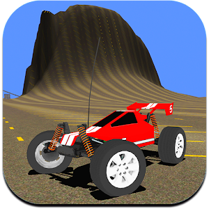 RC Car Hill Racing Simulator
