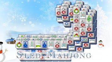 Screenshot of Winter Mahjong